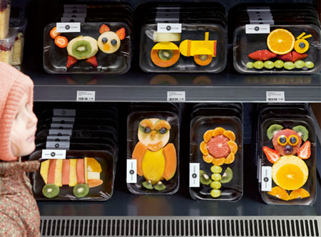 Clever Fruit Packaging