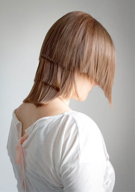 Architectural Hairstyle