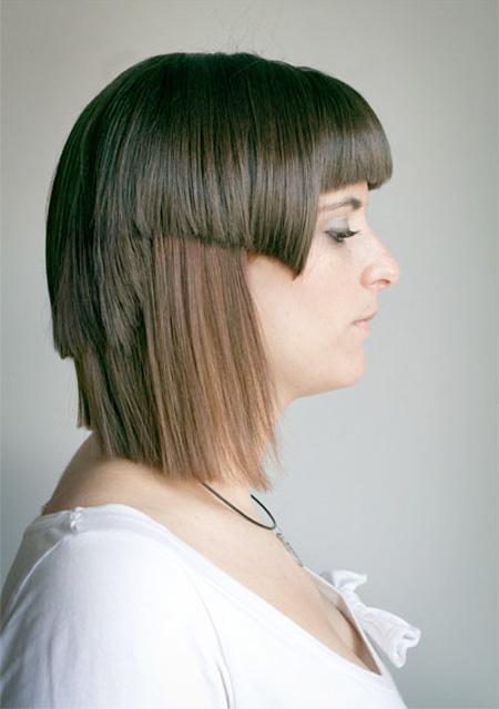Architectural Haircut