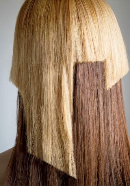 Futuristic Haircut