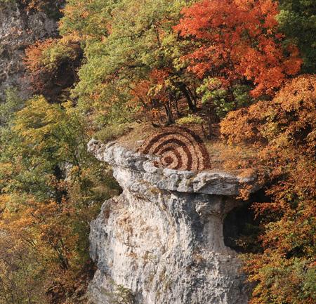 Beautiful Land Art