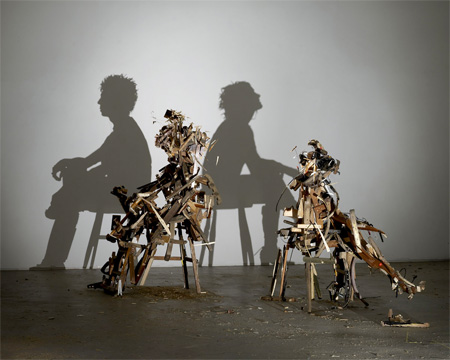 Shadow Sculpture