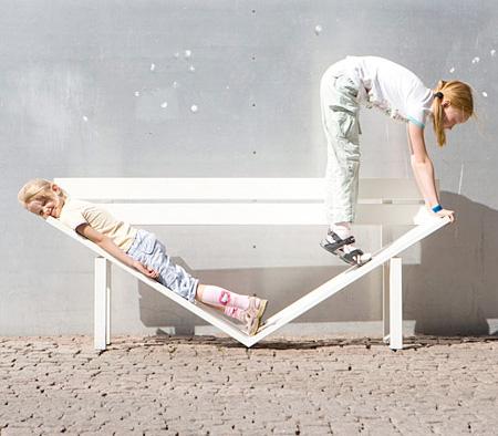 Modified Social Bench