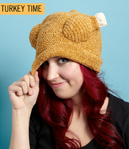 Turkey Winter Hat