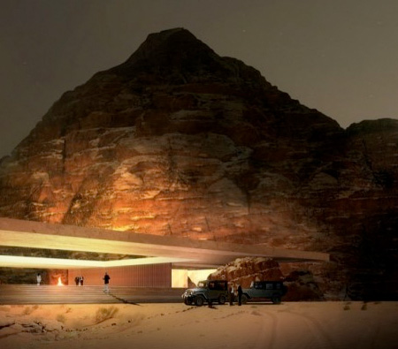 Wadi Rum Mountain Resort