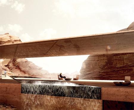 Wadi Resort by Oppenheim