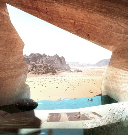 Cave Hotel by Oppenheim