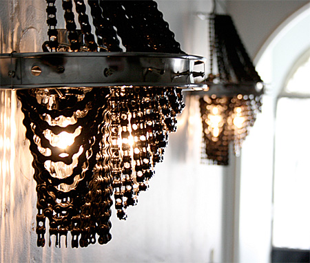 Bicycle Chandeliers