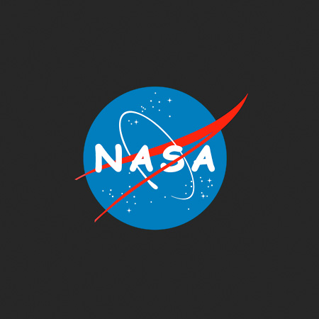 moving lights nasa logo - photo #1