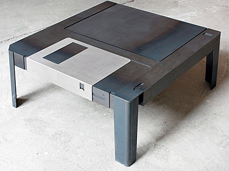 Floppy Table