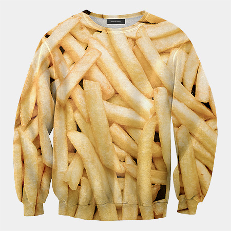 Fries Sweater