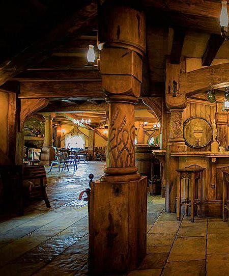 The Green Dragon Bar