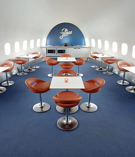 Airplane Hotel in Sweden