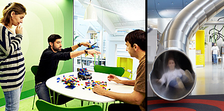 LEGO Office in Denmark