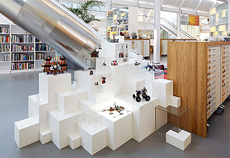 Work at LEGO