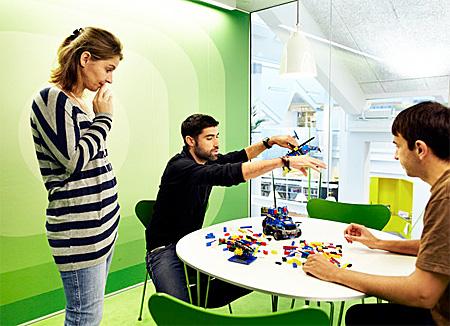 LEGO Denmark Office