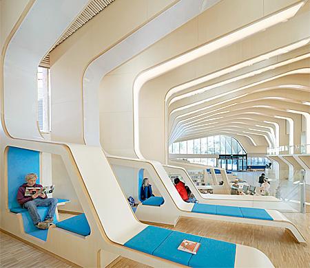 Beautiful Public Library