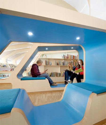 Modern Public Library