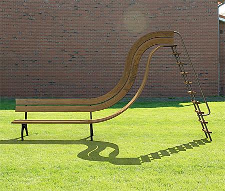 Slide Bench