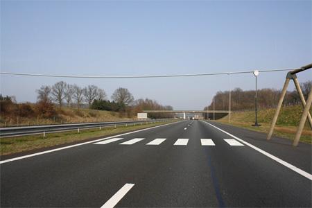 Freeway Crossing