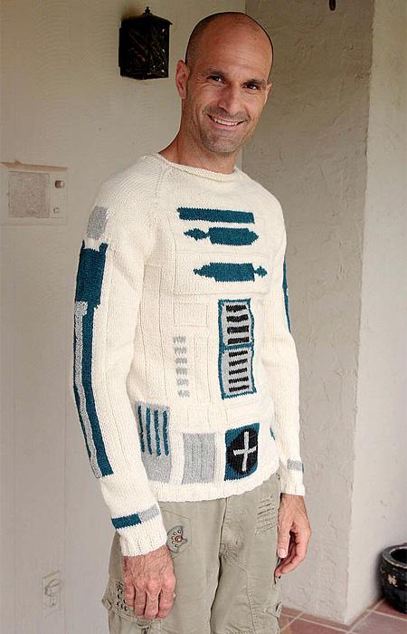 Star Wars R2D2 Sweater