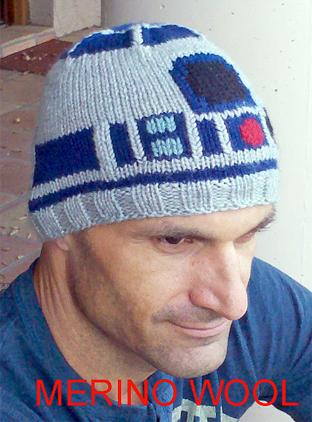 Star Wars R2-D2 Hat