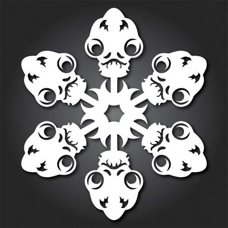 Admiral Ackbar Snowflakes
