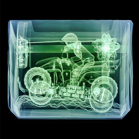 Gift Bag X-Ray