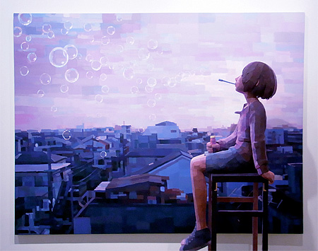 3D Art by Shintaro Ohata