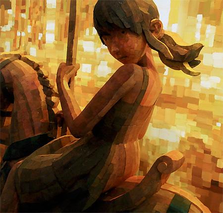 Japanese artist Shintaro Ohata