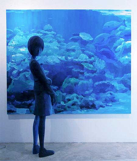 Japanese 3D Art