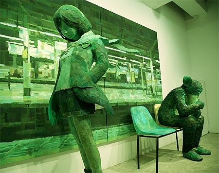 Sculptures by Shintaro Ohata