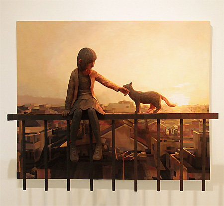 Sculpture by Shintaro Ohata