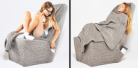 Blanket Chair