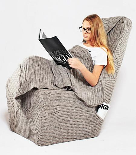 Winter Chair