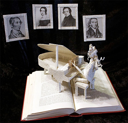 Book Art by Jodi Harvey-Brown