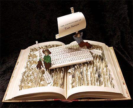 Tom Sawyer Book