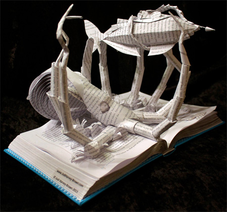 Amazing Book Art