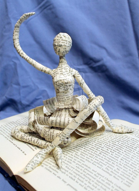Book Artist Jodi Harvey-Brown