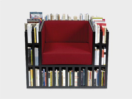 Books Chair