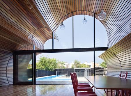 Cloud Shaped House