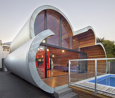 Cloud House in Australia