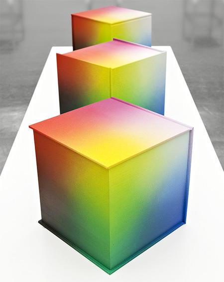 RGB Color Space Atlas