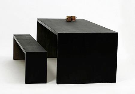 Linger a Little Longer Table by Jay Watson
