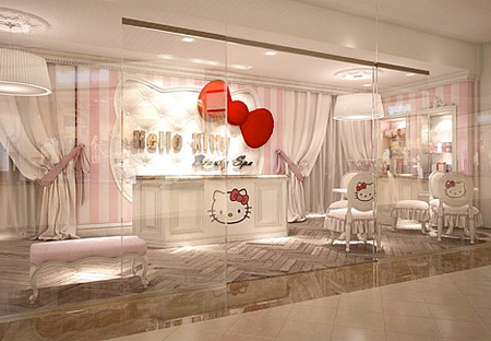 Hello Kitty Spa