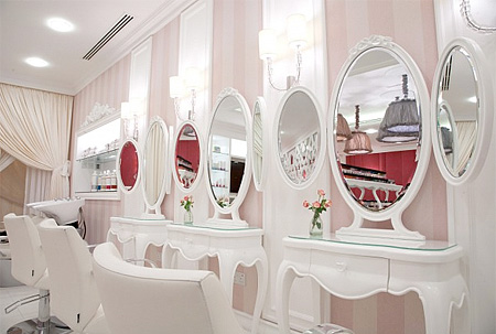 Hello Kitty Spa in Dubai