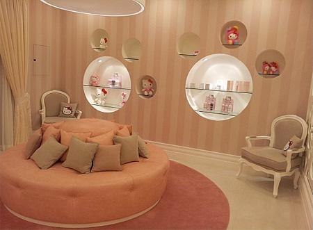 Hello Kitty Inspired Spa