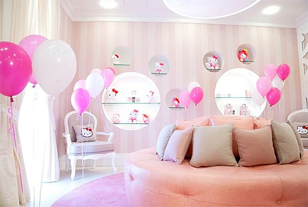 Beauty Spa for Hello Kitty Fans