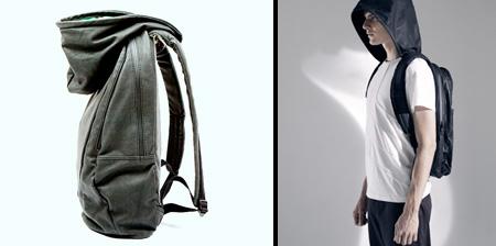 Hooded Backpack