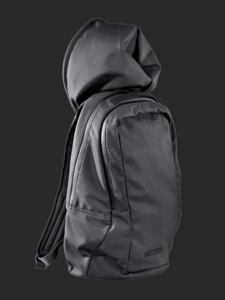 Urban Mobility Hooded Backpack